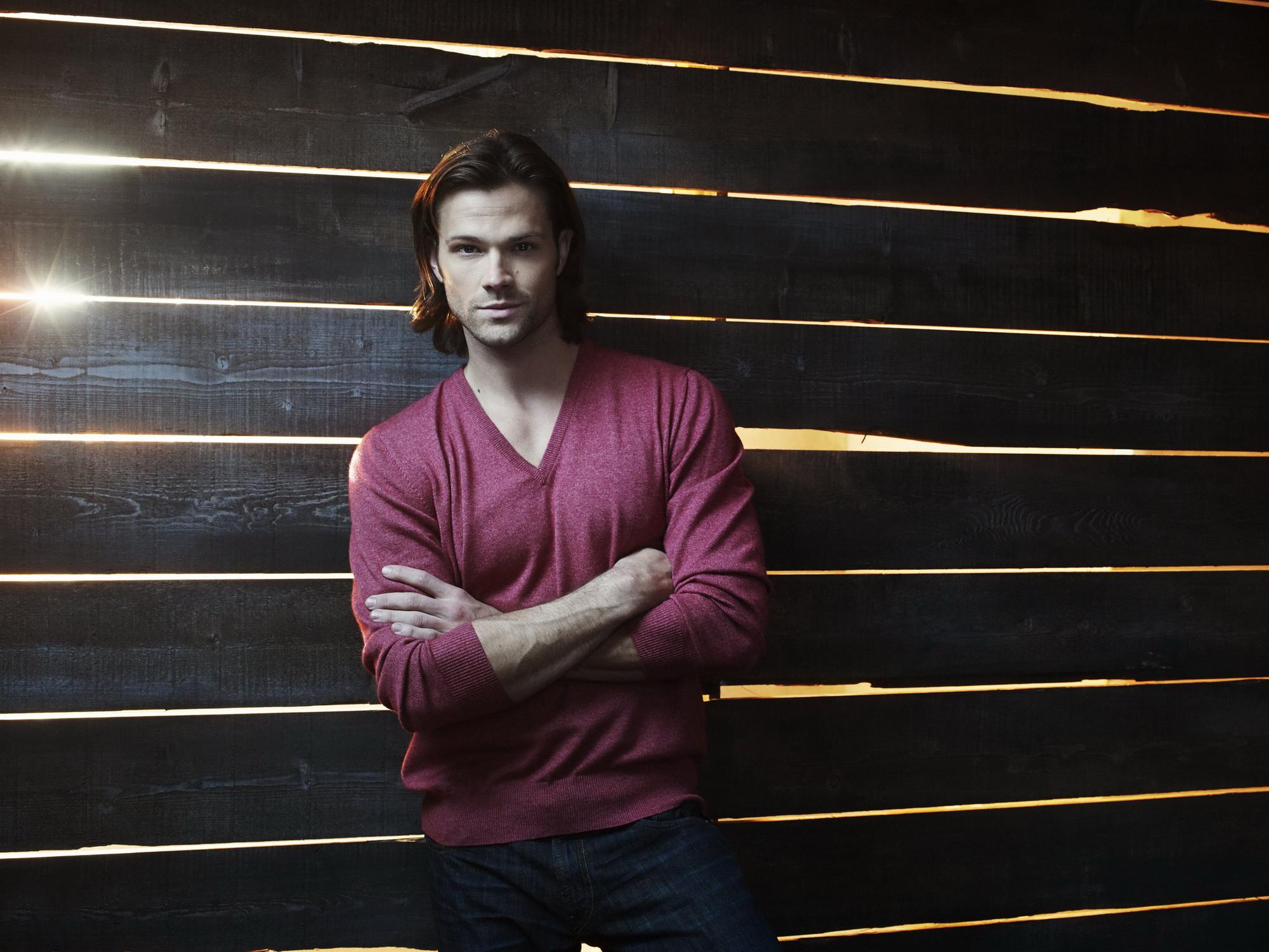supernatural season 9 jared and jensen promo shots