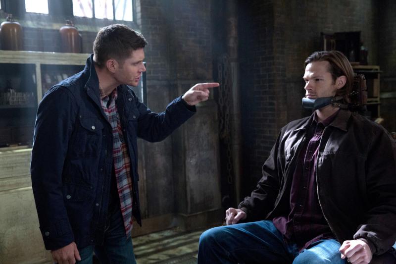Jensen Ackles Season 9 Promo