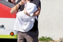 Supernatural Star Jared Padalecki showed off his adorable son Thomas Colton