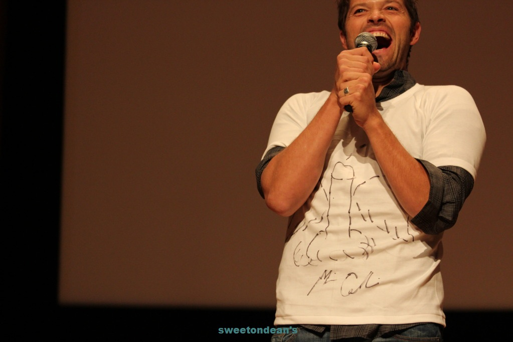 2012 All Hell Break Loose 3 Supernatural CON - Sydney