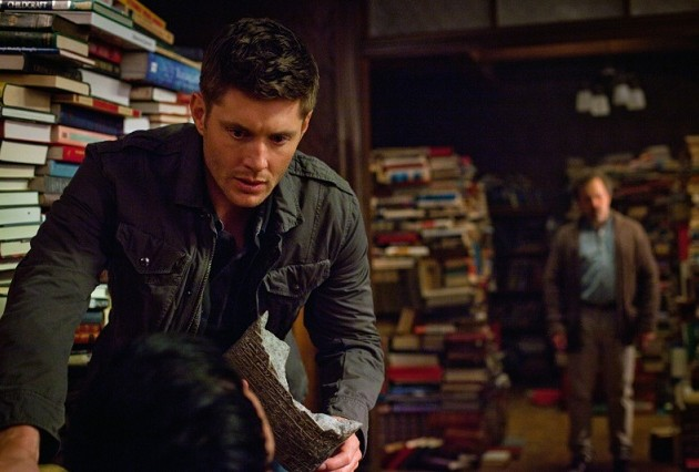 Supernatural 8.21 The Great Escapist - Press Release, Sneak Peek, Promo, Promo Pics