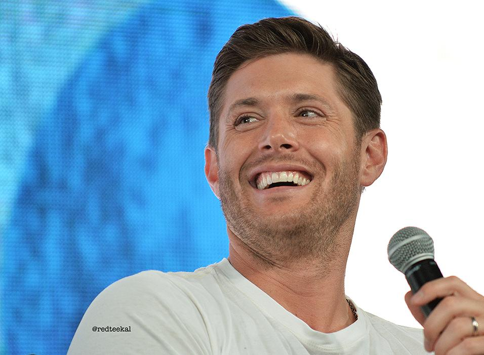 Supernatural - 2014 NERDHQ Panel Pictures