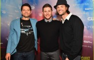 Supernatural 200 Episodes CW Fan Party HQ Pictures