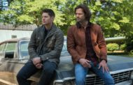 Supernatural 13.01 Press Release, Sneak Peek, Promo Pics