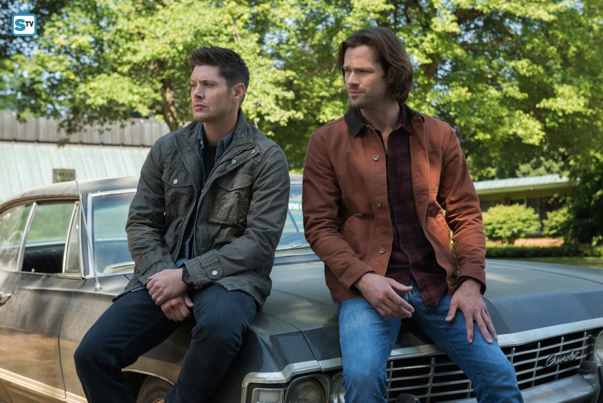 Supernatural 13.01 Press Release, Sneak Peek, Promo Pics