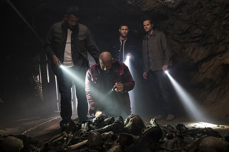 Supernatural 11.19 Press Release, Promo, Promo Pics
