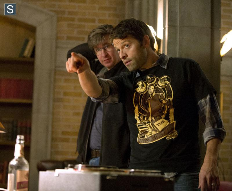 Supernatural Episode 9.17 – Press Release, Promo Pics, Pranks