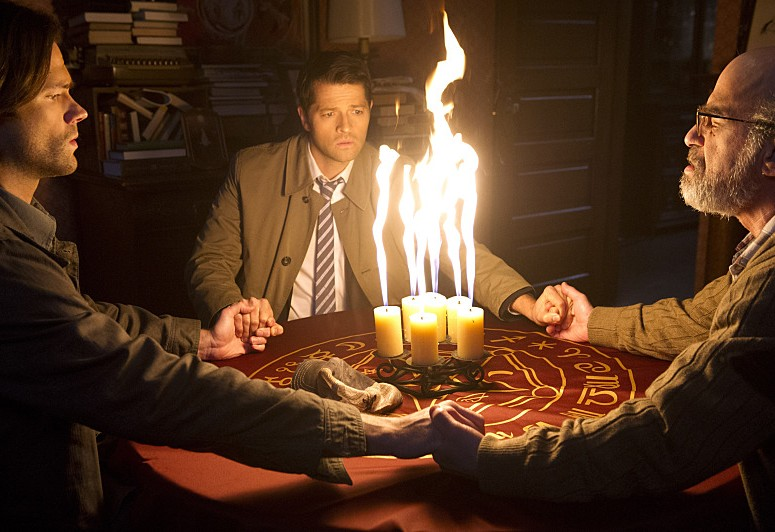 Supernatural Episode 10.17 – Press Release, Promos, Promo Pics, Set Pics