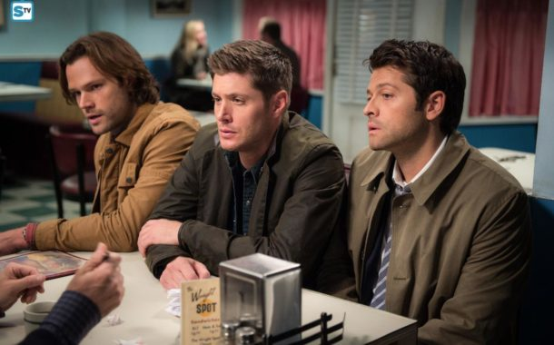 Supernatural 12.10 Press Release, Promo, Promo Pics