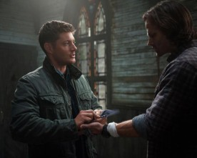 Supernatural Episode 8.23 Sacrifice – Press Release, Promotional Photos, Promo, Sneak Peek