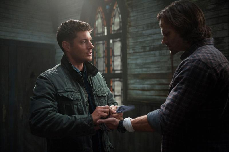 Supernatural Episode 8.23 Sacrifice - Press Release, Promotional Photos, Promo, Sneak Peek
