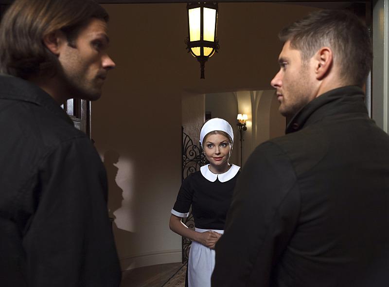 Supernatural Episode 10.06 - Press Release, Promos, Sneak Peek, Tweets, Promo Pics