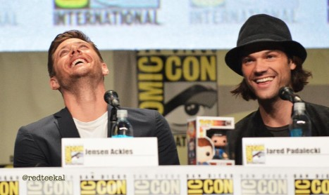 Supernatural – SDCC Panel Additional Pictures UPDATED