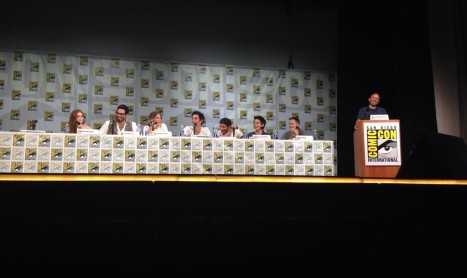 SDCC Teen Wolf Panel – Tweets, Pics, Videos