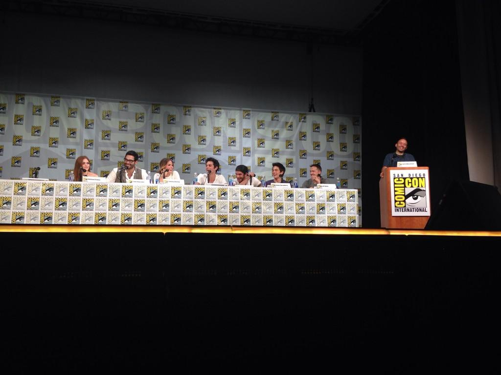 SDCC Teen Wolf Panel - Tweets, Pics, Videos