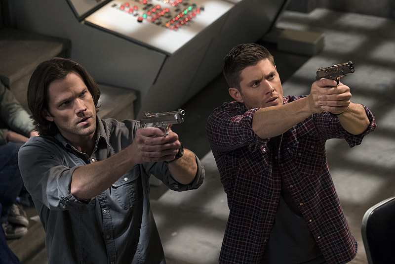 Supernatural 11.23 Press Release, Promo Pics, Promo, Ext. Promo, Sneak Peek, Transcript