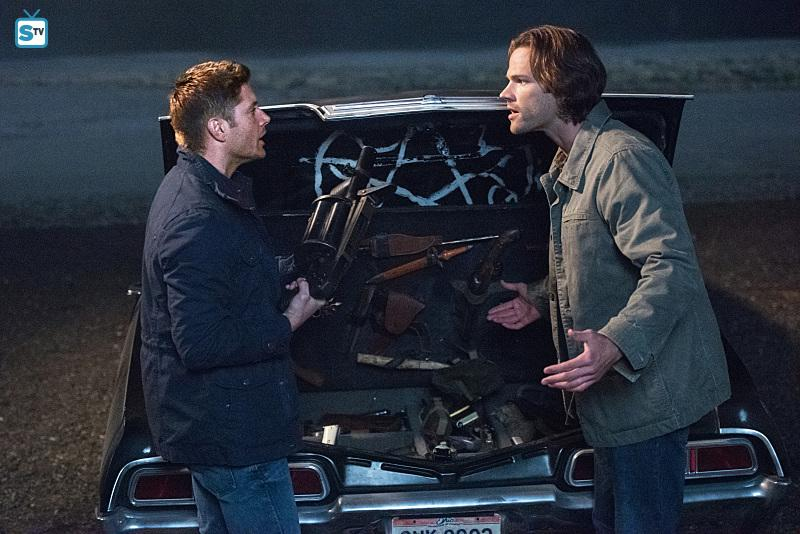 Supernatural 12.05 Press Release, Promo, Sneak Peek, Blooper, Promo Pics