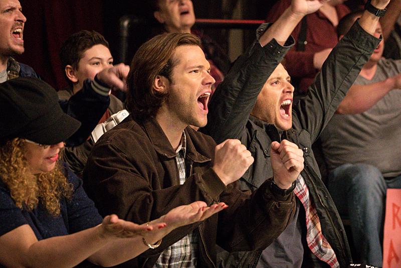 Supernatural 11.15 – Press Release, Promo, Promo Pics