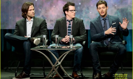 Supernatural TCA 2014 HQ Panel Pictures