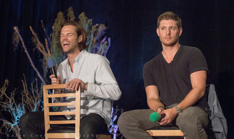 Supernatural VanCon 2014 – J2 Stage Panel HQ Video