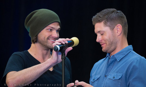 Supernatural VanCon 2014 – J2 Gold Patron Panel HQ Video
