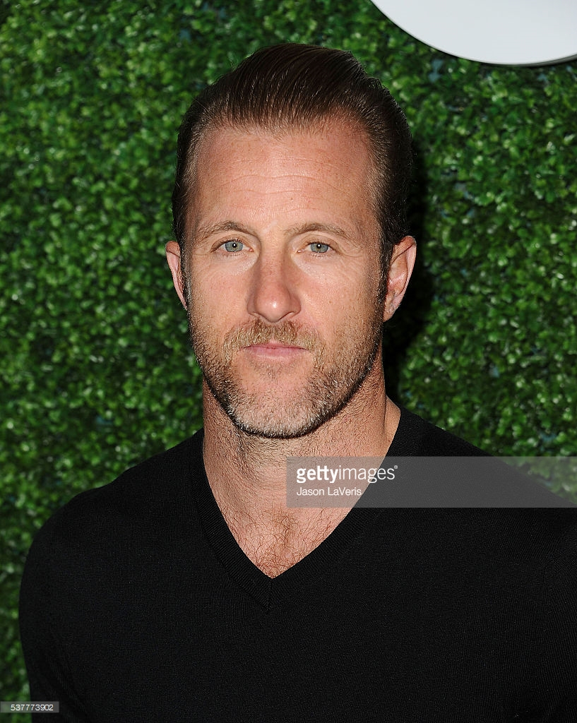 Scott Caan & Kacy Byxbee attend the 4th annual CBS Television Studios Summer Soiree