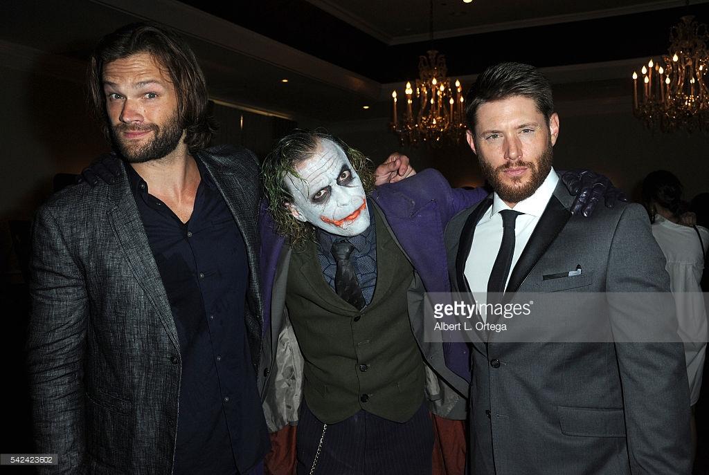 Jensen & Jared at Saturn Awards 2016