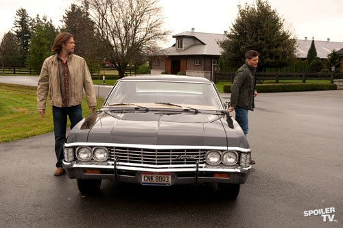 Supernatural – HQ Screencaps Episode 8.13