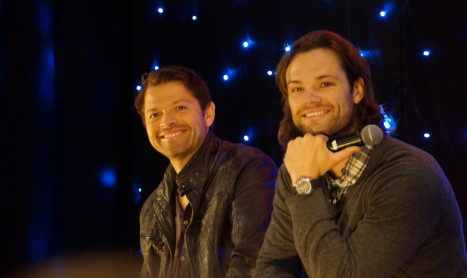2014 Supernatural Convention – Asylum 12 Panel Pictures, Zombies vs Humans Party
