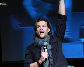 Supernatural 2013 Vegascon J2 panel pics