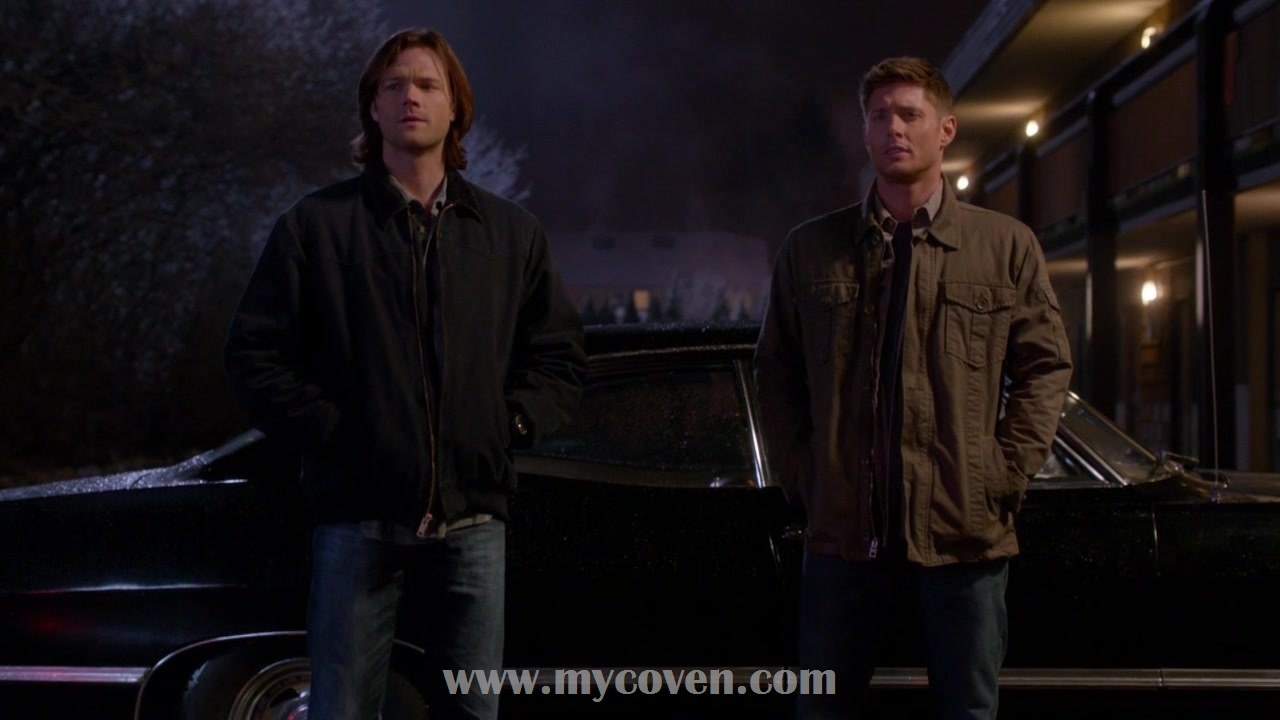 Supernatural 8.16 Remember The Titans Press Release, Promo, Sneak Peek, Episode Stills