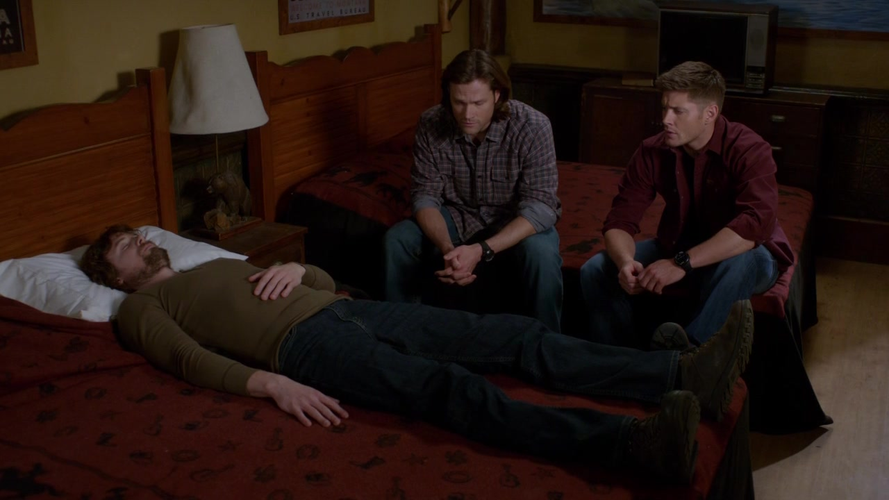Supernatural goes Harlem Shake incl. Backgroundinfo