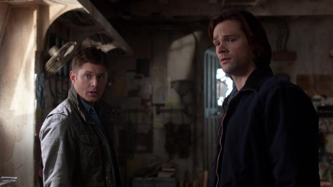 Supernatural – HQ Screencaps Episode 8.19