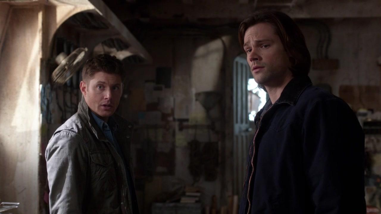 Supernatural – HQ Screencaps Episode 8.18