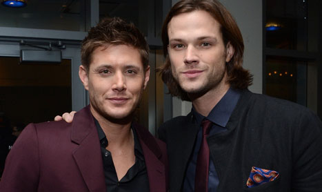 Supernatural at the PCAs 2013 - Pictures