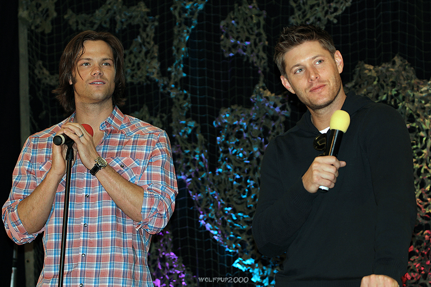 2012 CREATION Supernatural CON - Burbank