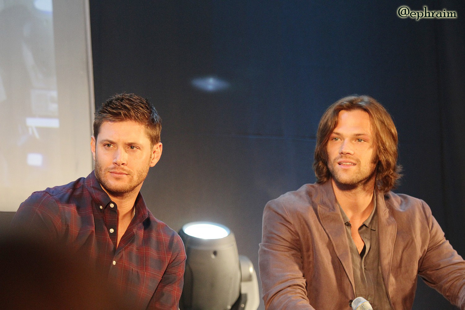 2012 Jus In Bello III (JIB) Supernatural CON - Rom