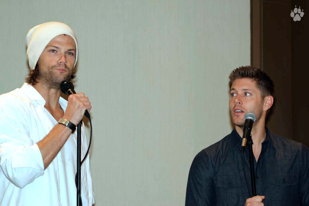 2013 Salute to Supernatural #DallasCon Pictures