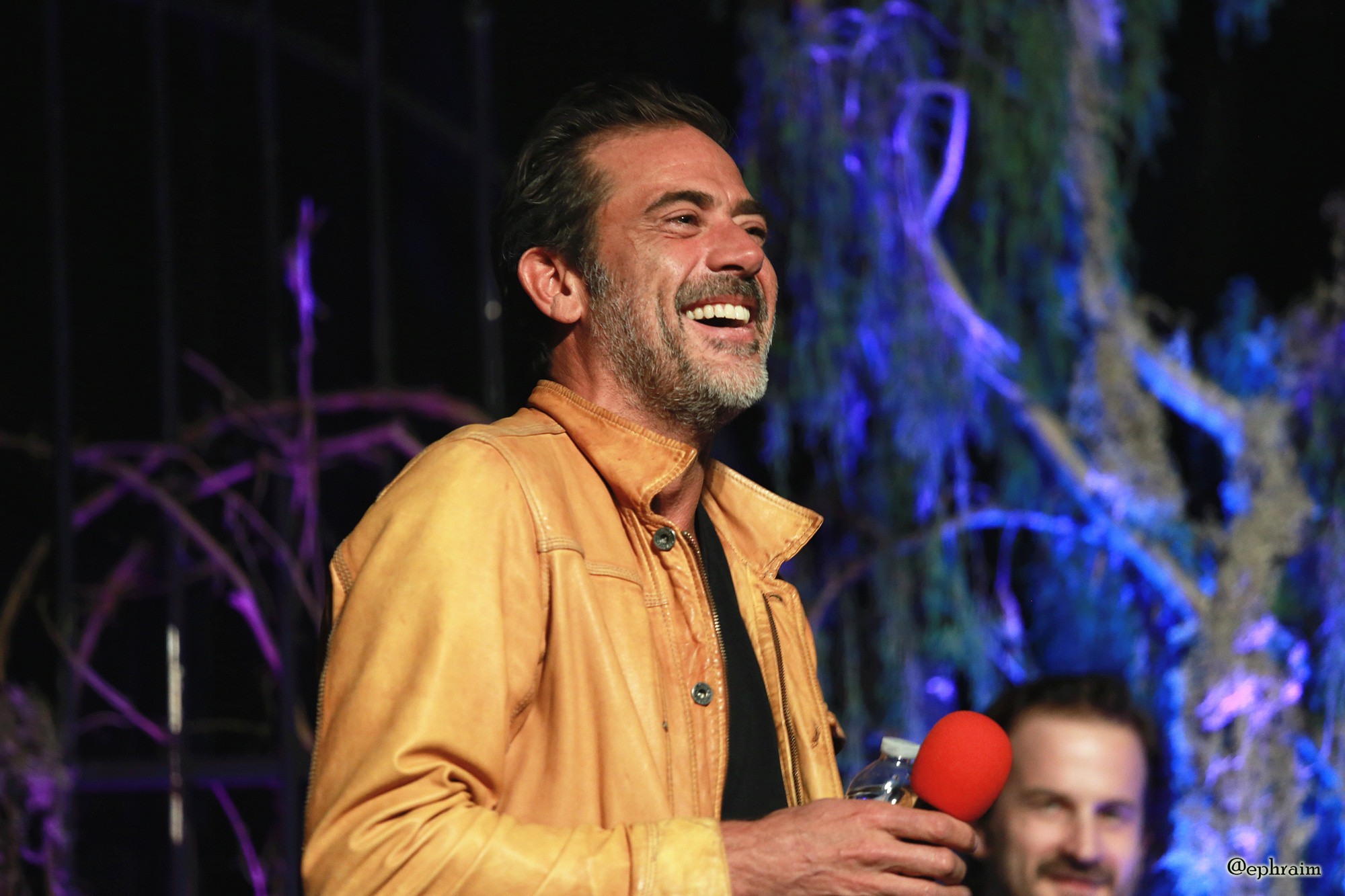 Supernatural - HQ Pics of Jeffrey Dean Morgan at VegasCon 2015