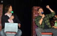 Supernatural - 2014 Salute to Supernatural Chicago Jensen and Jared Panels