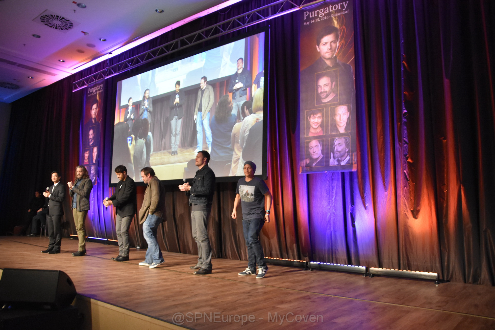 PurCon 2 2016 - Sunday Panels/Closing/Fans