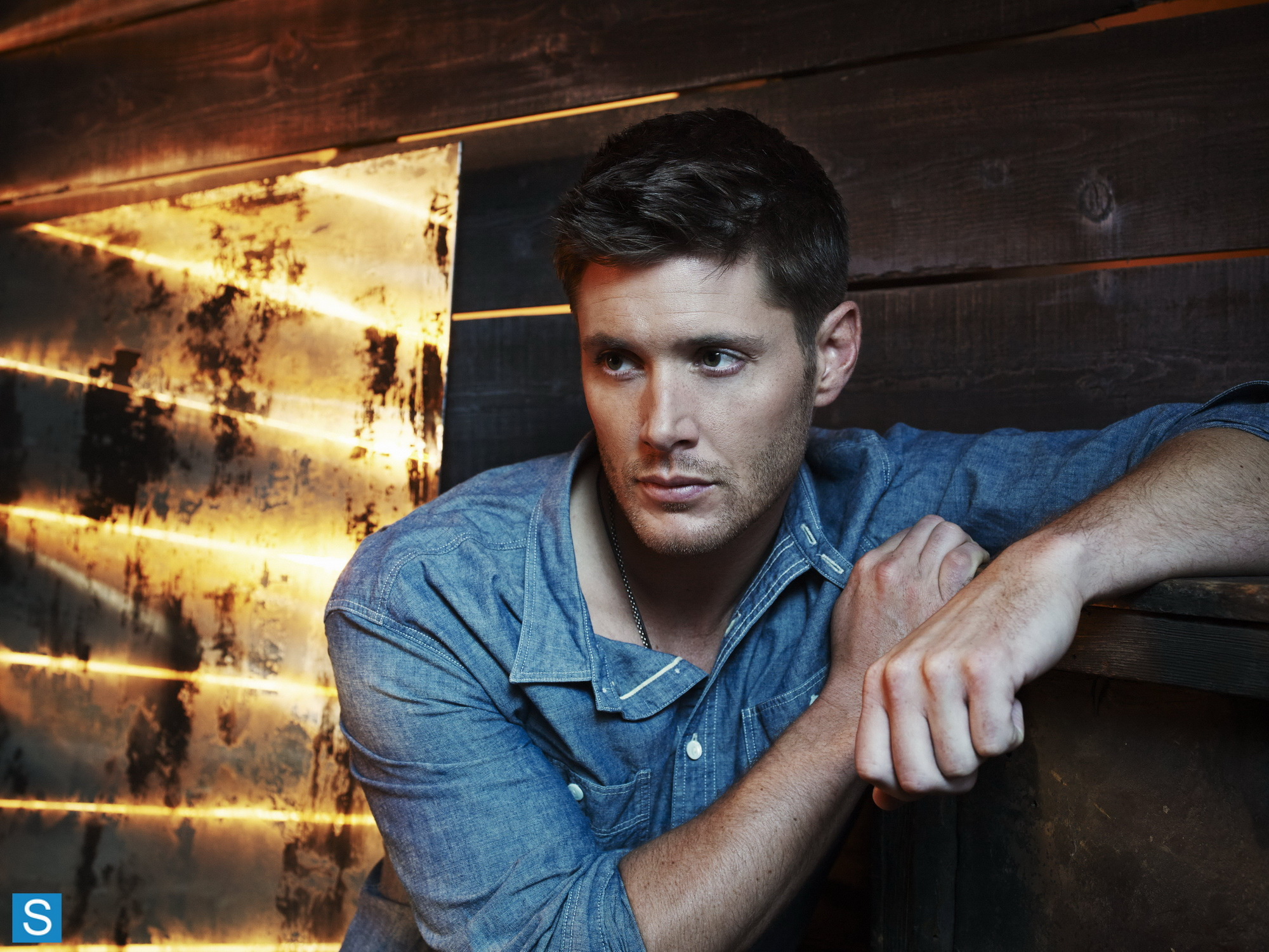 Supernatural Season 9 Jared and Jensen Promo Shots