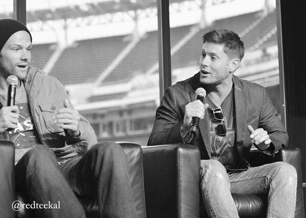 2013 SDCC - NERD Panel feat. Jared and Jensen