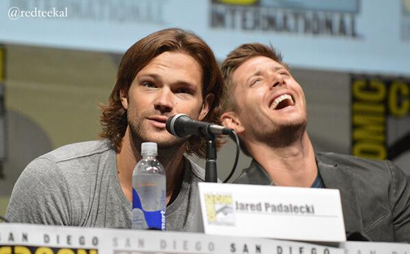2013 SDCC - Supernatural Stage Panel