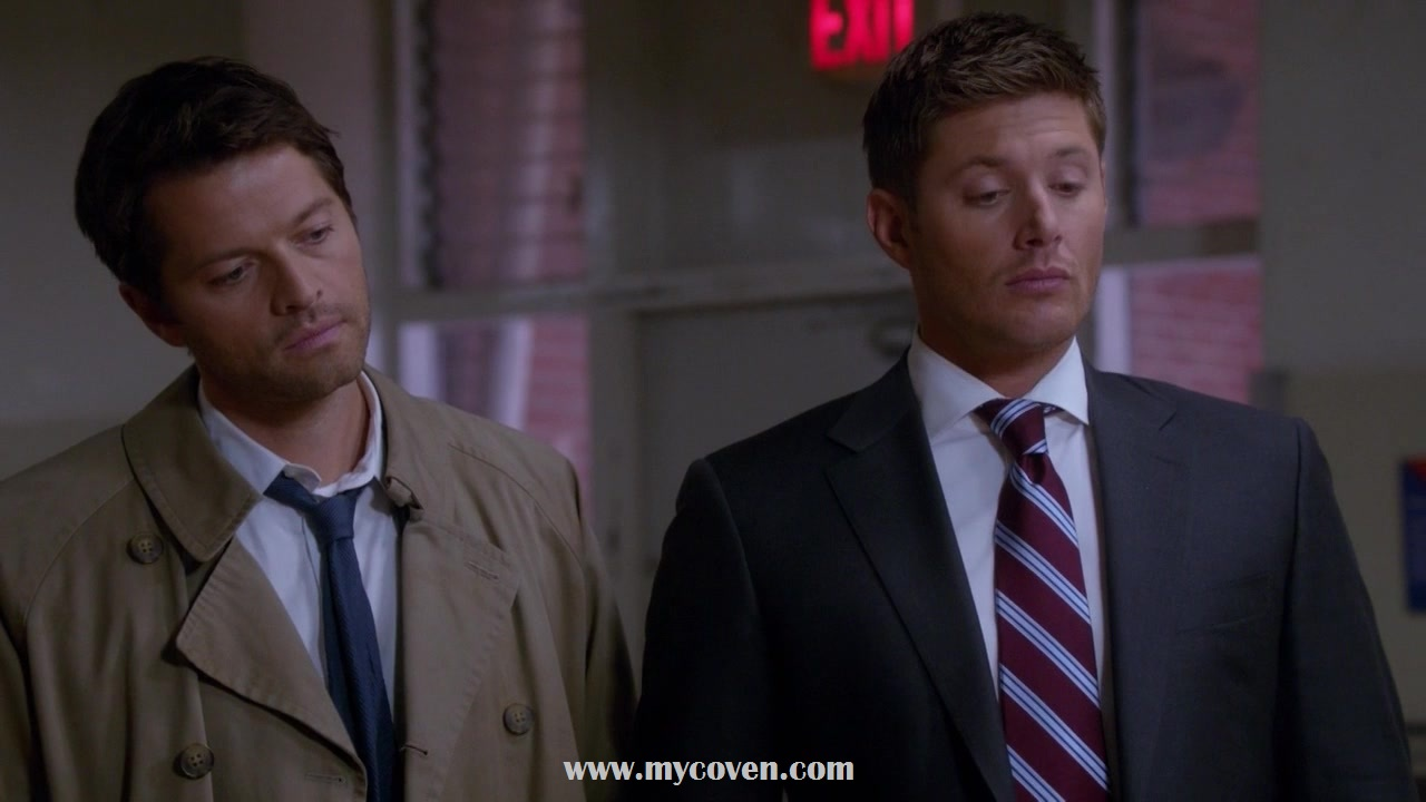 Supernatural - HQ Screencaps Episode 8.09