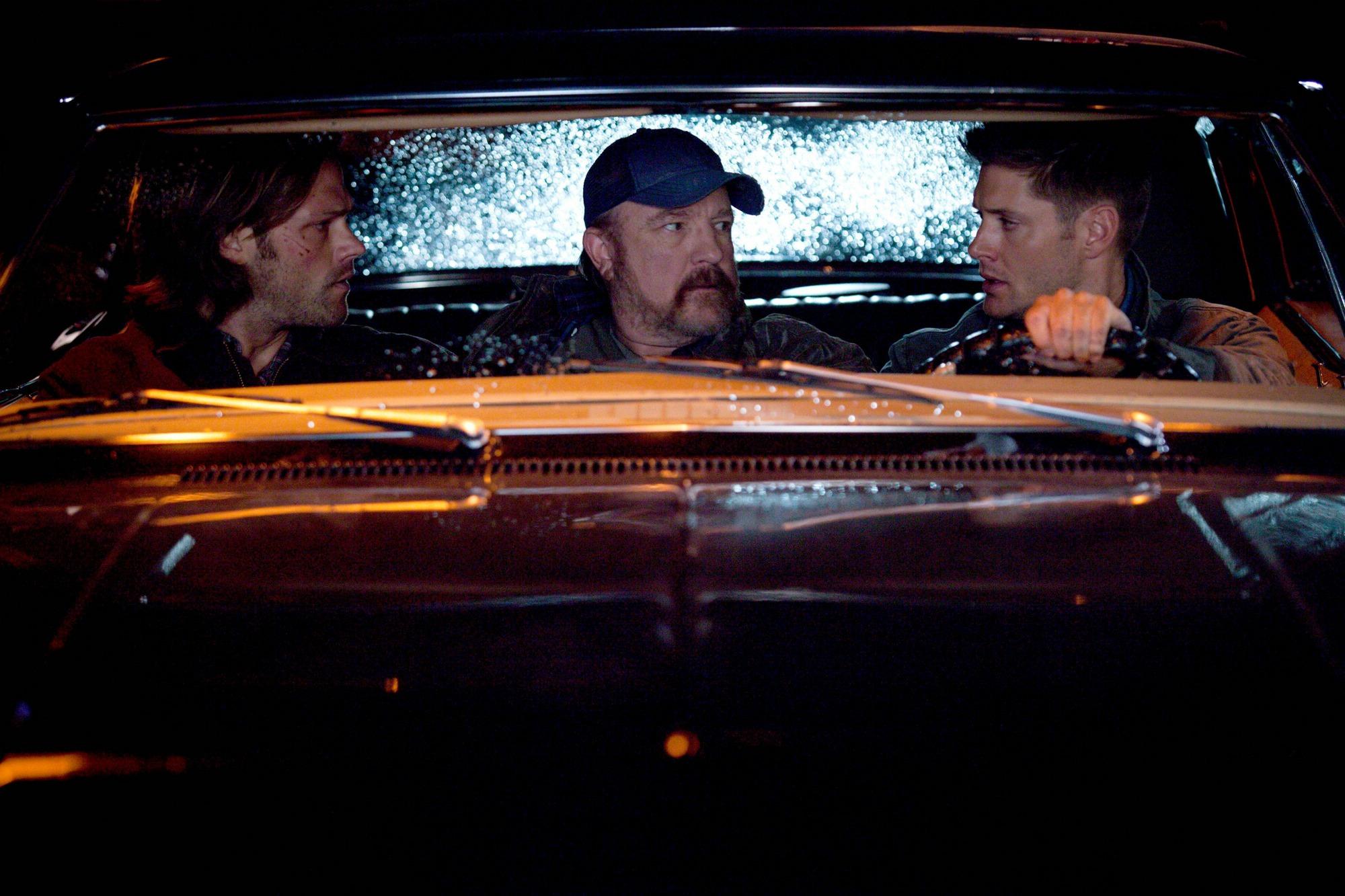 Supernatural Episode 9.01 - Press Release, Promos, HQ Promo Stills, Jared Tweet Summary